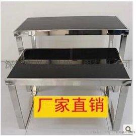 厂家直销不锈钢工作台  展示架  可定制