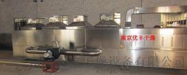 南京优丰干燥HAD-2型远红外隧道烘箱-玻璃器皿烘干-安瓿瓶、易拉瓶、西林瓶干燥灭菌-食品、电子设备烘烤