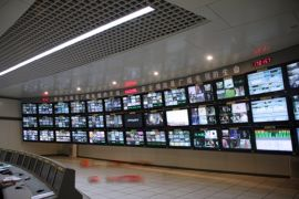 厂家供应电视墙、屏幕墙、拼接大屏、无缝拼接、监控墙
