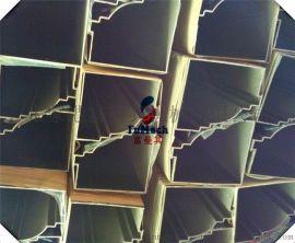 电泳复合膜别墅花园豪华门系列铝型材