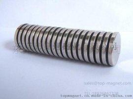 嘉通批发永磁王钕铁硼强磁铁 强吸附保机芯镀镍