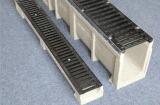 鑄鐵蓋板樹脂混凝土排水溝/線性排水溝及配套蓋板
