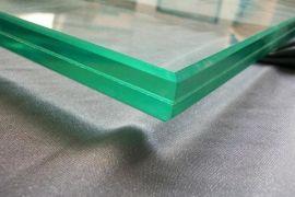 河南郑州8mm+1.14pvb+8mm钢化夹胶玻璃