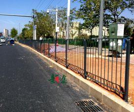 深标1型2型护栏为什么要用热镀锌工艺处理