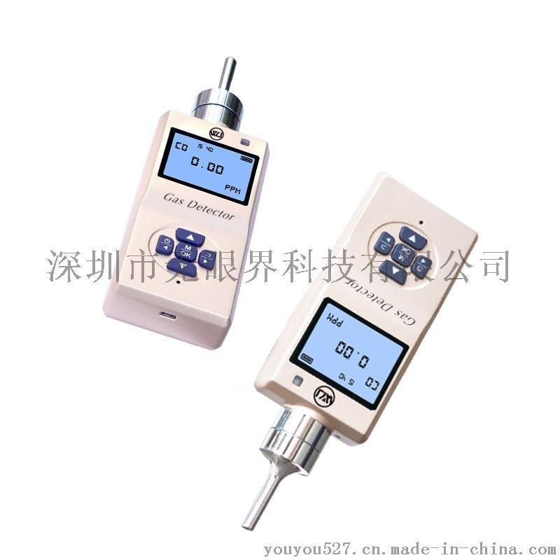 便携式氢气检测仪报警器