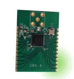 辉因科技zigBee无线模块迷你 距离200米 高性能低功耗高速25K