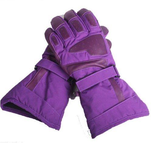 新款唯米秋冬季电热手套 热疗手套 恒温发热 电池可拆卸 适合户外活动