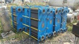 精品机械二手200平方螺旋板式换热器