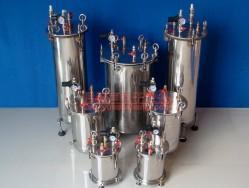 加温不锈钢压力桶