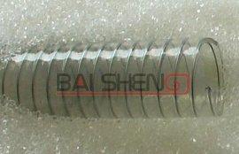 无毒无味不含塑化剂透明钢丝软管厂家