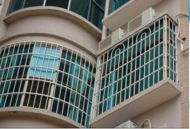 防護窗防盜網護窗護欄