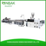 PVC牆闆闆型材板材機器/設備/生產線