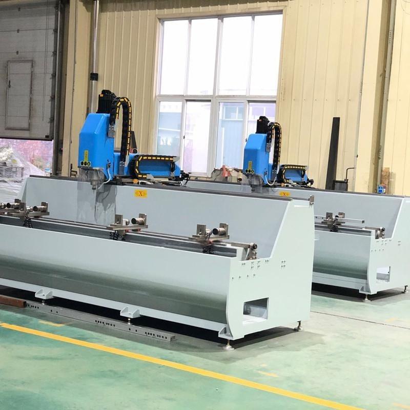 上海厂家直销铝型材数控钻铣床 铝门窗加工设备 铣床