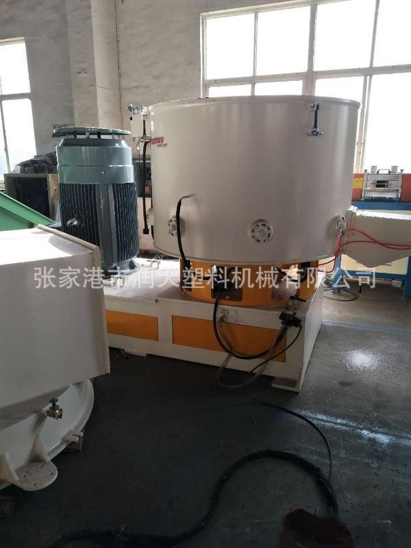 塑料薄膜團粒機 高密度聚乙烯團粒機化纖壓縮HDPE膜團粒機廠家