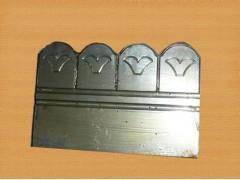 供应加工水泥彩砖模具,预制块钢模具,钣金预制模具