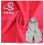女士大衣15流行色布料  加厚毛呢面料