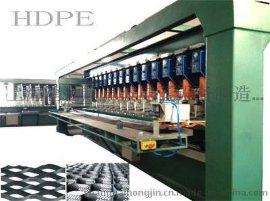 全自动土工格室生产线,鸿劲格室全自动焊接机