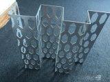 4S店外牆衝孔裝飾板-4S店外牆凹凸衝孔長城板