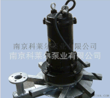 QXBL離心式潛水曝氣機