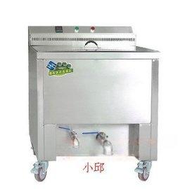 商用电动油水分离油条机 方形油炸锅商用 食堂电炸炉 厂家直销