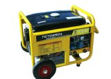 焊接工程使用250A汽油发电电焊一体机