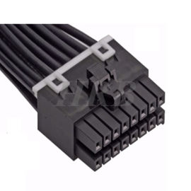 双排线对板胶壳电源连接器,3.5MM间距,已量产