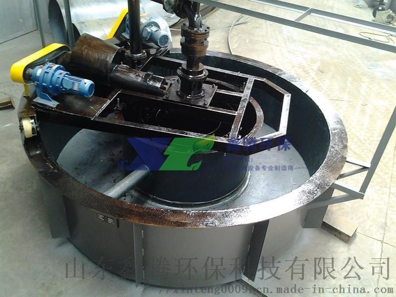 化工制革污水处理设备浅层气浮机