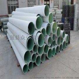 玻璃钢缠绕管道 复合电缆管 拉挤穿线线管