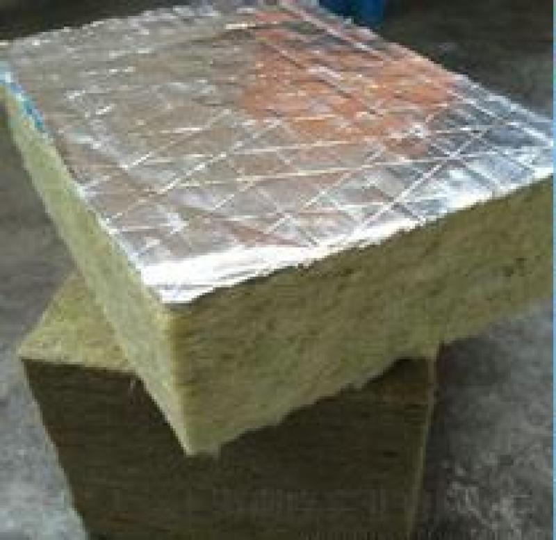 工業設備保溫岩棉氈 櫻花隔熱岩棉