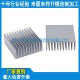 叉指式散熱器定製,鋁製品散熱器加工,型材散熱器擠壓