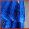 防腐蚀挡风抑尘板 蓝色挡风墙 圆孔抑尘网厂家