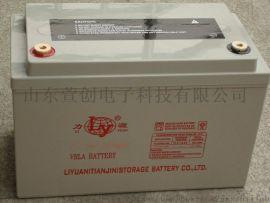 力源蓄电池12V255AH