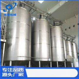 无锡厂家生产不锈钢储酒罐 上海不锈钢食品罐