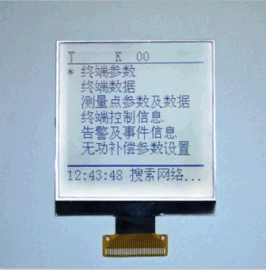 160160低功耗图形点阵LCD液晶显示模块