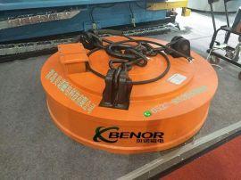贝诺MW5-150L/1 圆形电磁吸盘