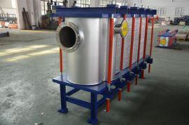 上海艾保厂家全国直销 全焊接式板式换热器工业热交换器 全手工板式换热器升温降温