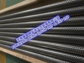 SUS304/304L/316/316L 不锈钢冲孔管 可订制