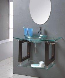 玻璃台盆(B-006)