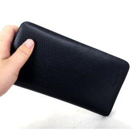 厂家定制真皮男士钱包手拿包公司礼品定制可添加logo