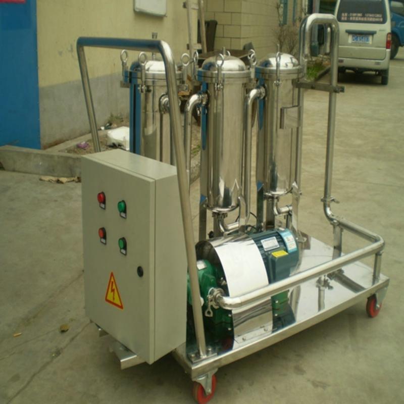 大張牌 WK500-A 精密過濾器設備 濾芯過濾器 污水處理 燭式過濾機