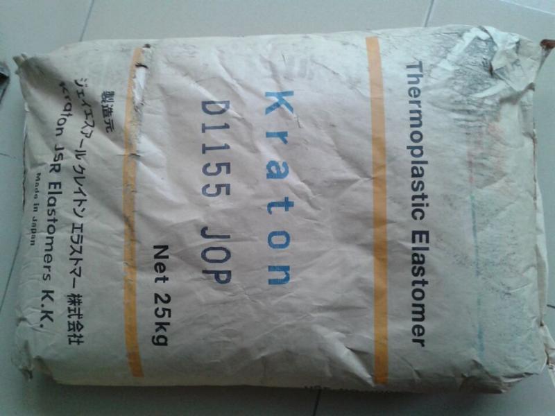 抗氧化性SBS 日本科腾D1155JP 鞋类粘合剂  塑料改性SBS
