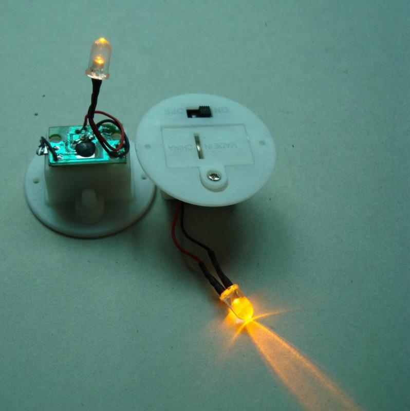 LED蜡烛机芯