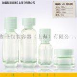 上海化妝品瓶廠家玻璃瓶精華瓶膏霜瓶等
