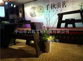 中山茶叶展览博览茶文化推广传播雅集茶艺活动策划灯光音响舞台出租主持人布置