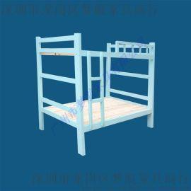 工厂直销青年旅馆架子床实木床双层床儿童床上下床高低床架子床