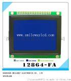 液晶屏 12864FA 藍屏液晶模組
