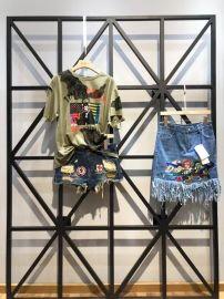 拓谷品牌2019夏季新款连衣裙一手货源供货平台