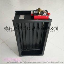 保定电动消防排烟阀手动镀锌板圆阀风量调节阀低价出售