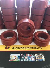 武汉厂家定制耐高温防火铁水罐除渣用气缸密封圈