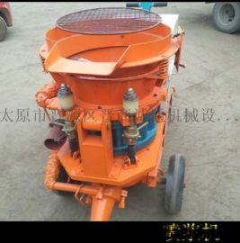 建筑工地喷浆机山东泰安混凝土喷浆机价位